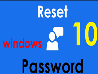 How to Bypass Windows 10,Windows 8 & Windows 7 Password(Reset)