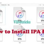 Best Tools to Install Ipa File Extension on Iphone, Ipad, Ipod