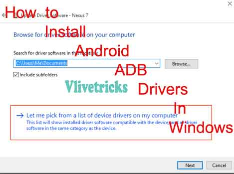android-adb-drivers