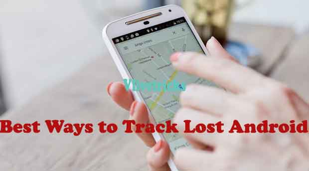 track-lost-android