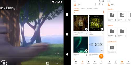 vlc video player for-android