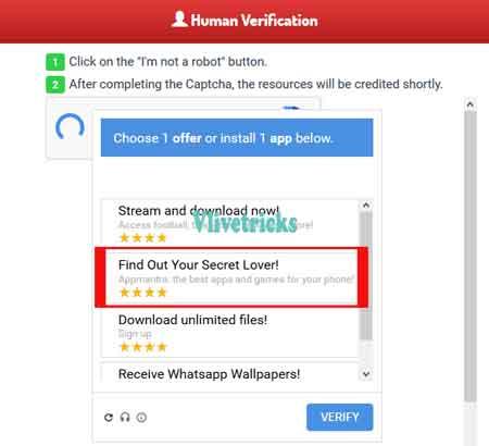 human-verification