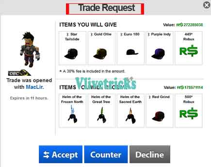 robux-trade on roblux