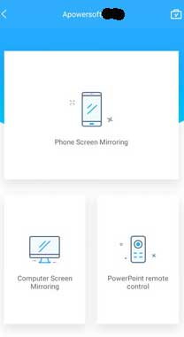 apowermirror-phone-screen
