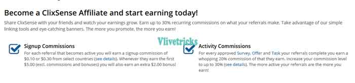 Ysense refer and earn