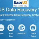 Use EaseUS Data Recovery to Recover Data (Wizard Tool)