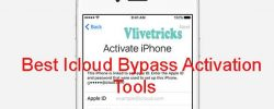 5 Free iCloud Bypass Activation Screen Removal Tools Oct'2018