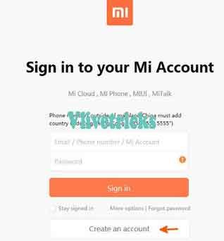 mi-account