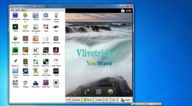 youwave-emulator