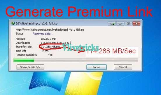 generate-premium-link