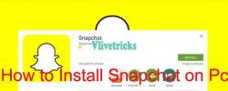 install-snapchat-on-pc