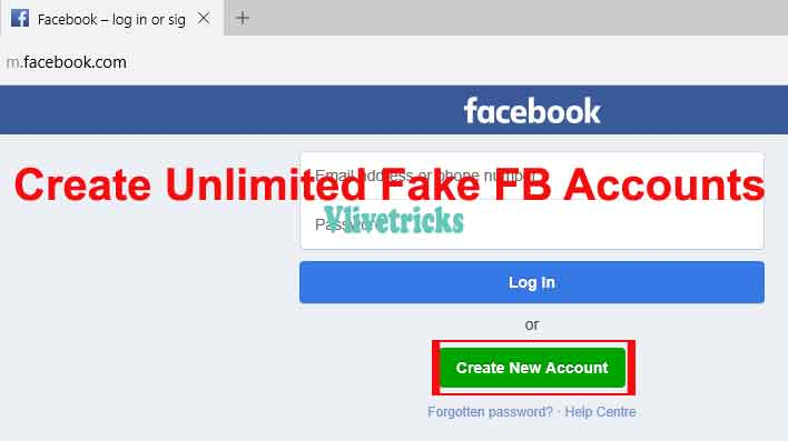 unlimited-fake-fb-accounts