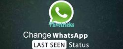 How to Change Last Seen in Whatsapp ? (Proven Methods)