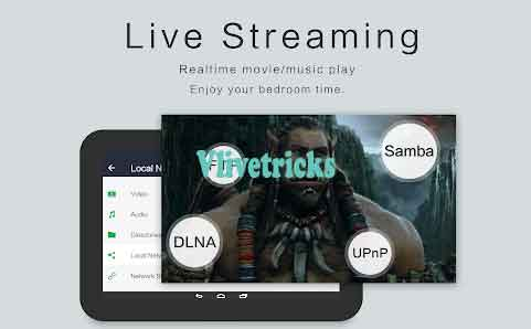 oplayer-streaming