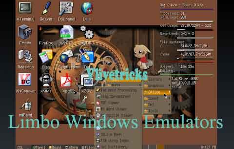 limbo windows emulator
