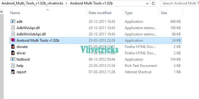 android multi tools exe