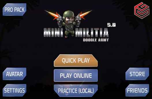 mini militia game