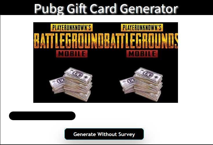 code generator without survey