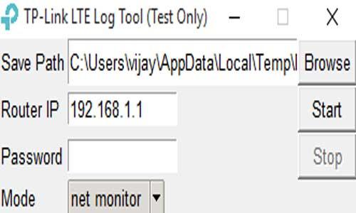 tplink router debug tool