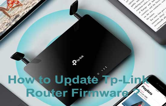 upgrade tplink router firmware