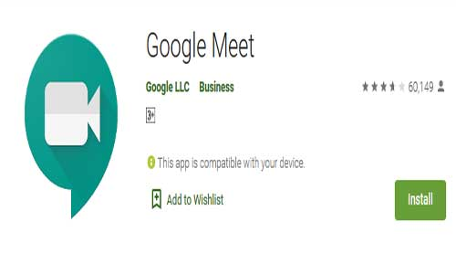 download apk for google meet