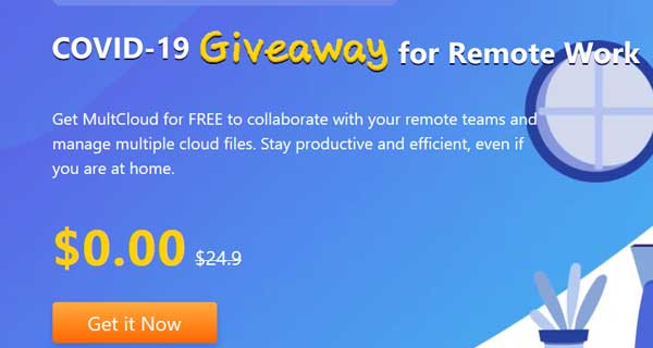 multcloud premium giveaway for remote upload free