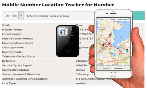 trace exact location on google maps