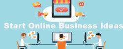 online business start ideas