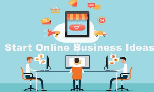 online business start ideas