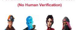 Fortnite Skin Code generator free