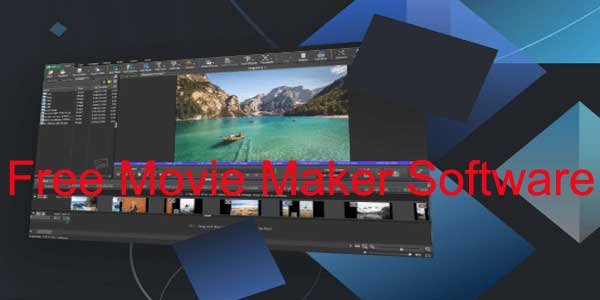 free video editor software
