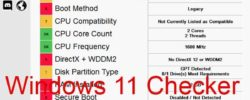 download window 11 compatibility check tool