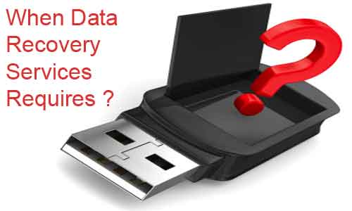 when you need to hire data recovery services expert