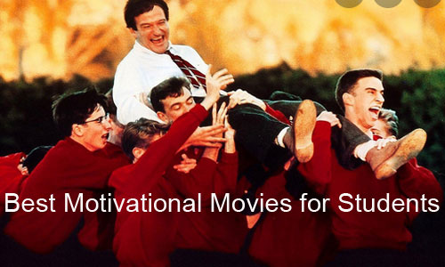 Motivational and inspirational Movies Titles for Students